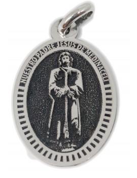Cristo Medinaceli - medalla oval grande